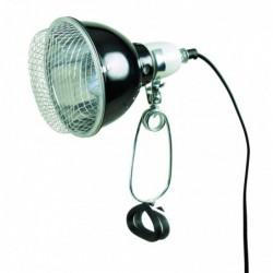 Verlichting accessoires - Reflector Klemlamp met Draadbeschermkap