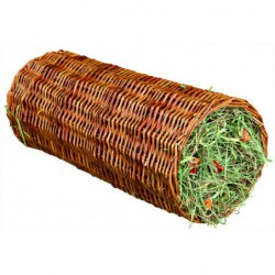 Natural Living - PURE NATURE wicker tunnel met hooi