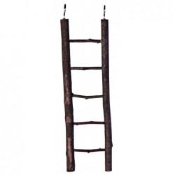 Natural Living vogel - Natural Living Houten Ladder