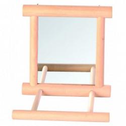 Spiegels - Spiegel met Houten Frame