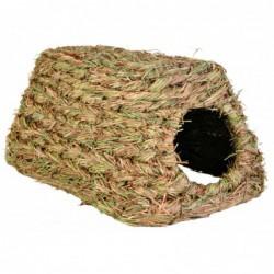Gras en bamboe - Grashuis