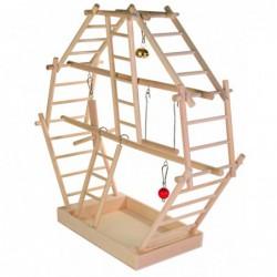 Speelplaatsen - Houter Ladder-Speelplaats