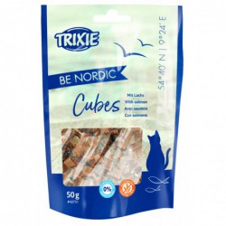 Snacks - BE NORDIC Salmon Cubes