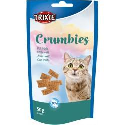 Crumbies met Mout
