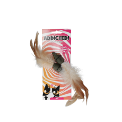 Addicted Mice with Feathers...