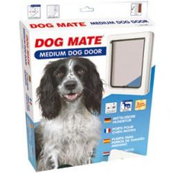 DOG MATE Hondendeur Medium