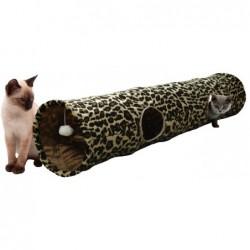 Kattentunnel Leopard 130cm
