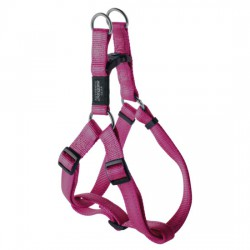 Rogz Utility step-in tuig pink