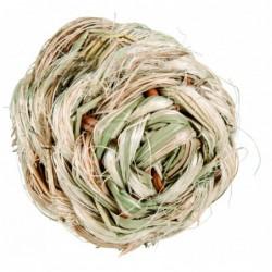 Gras en bamboe - Grasbal met belletje