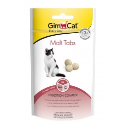GimCat Malt tabs 40 gram