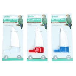 Pawise Bird feeder 90ml