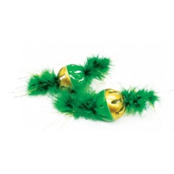 Magical forest feather ball...